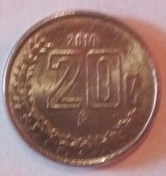 Image #1 of 20 Centavos 2014