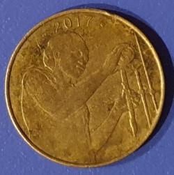 25 Francs 2017