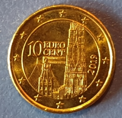 Image #2 of 10 Euro Cent 2019