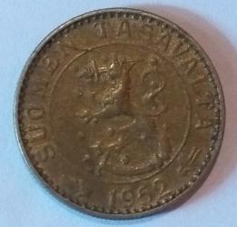 20 Markkaa 1952