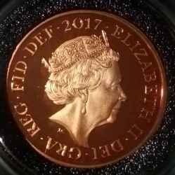 Image #2 of 2 Pence 2017