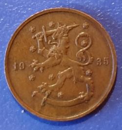 Imaginea #2 a 10 Pennia 1935