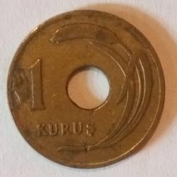 Image #1 of 1 Kurus 1950