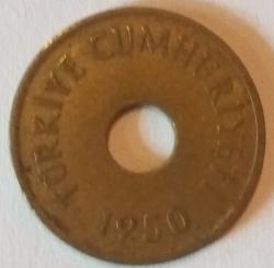 Image #2 of 1 Kurus 1950