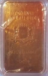 25 Shillings 2013 - Centaur