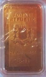 Image #1 of 25 Shillings 2013 - Unicorn