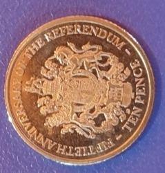 Image #1 of 10 Pence 2017 AB