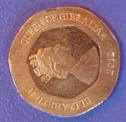 20 Pence 2012