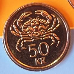 Imaginea #1 a 50 Kronur 2000