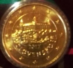 Imaginea #2 a 50 Euro Centi 2012