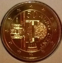 Image #2 of 50 Euro Cent 2018