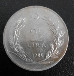Image #1 of 2-1/2 Lira 1980