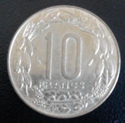 Image #1 of 10 Francs 1977
