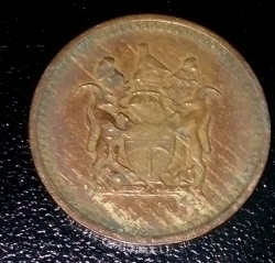 Image #1 of 1 Cent 1974