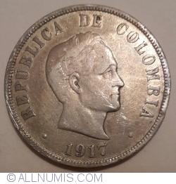 50 Centavos 1917