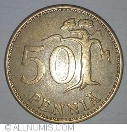 50 Pennia 1973