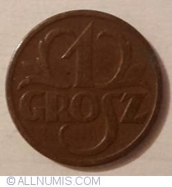 Imaginea #1 a 1 Grosz 1933