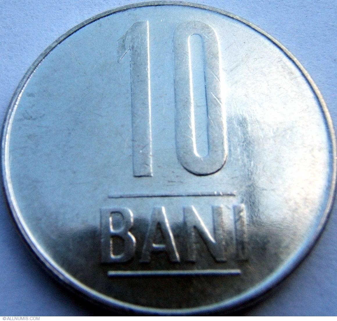 10 бани 2006 монета 10 groszy 1923 цена