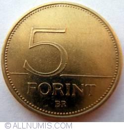 Imaginea #1 a 5 Forint 1994