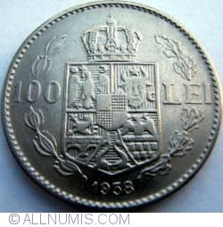 100 Lei 1938