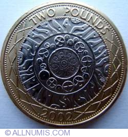 Image #1 of 2 Pounds 2002