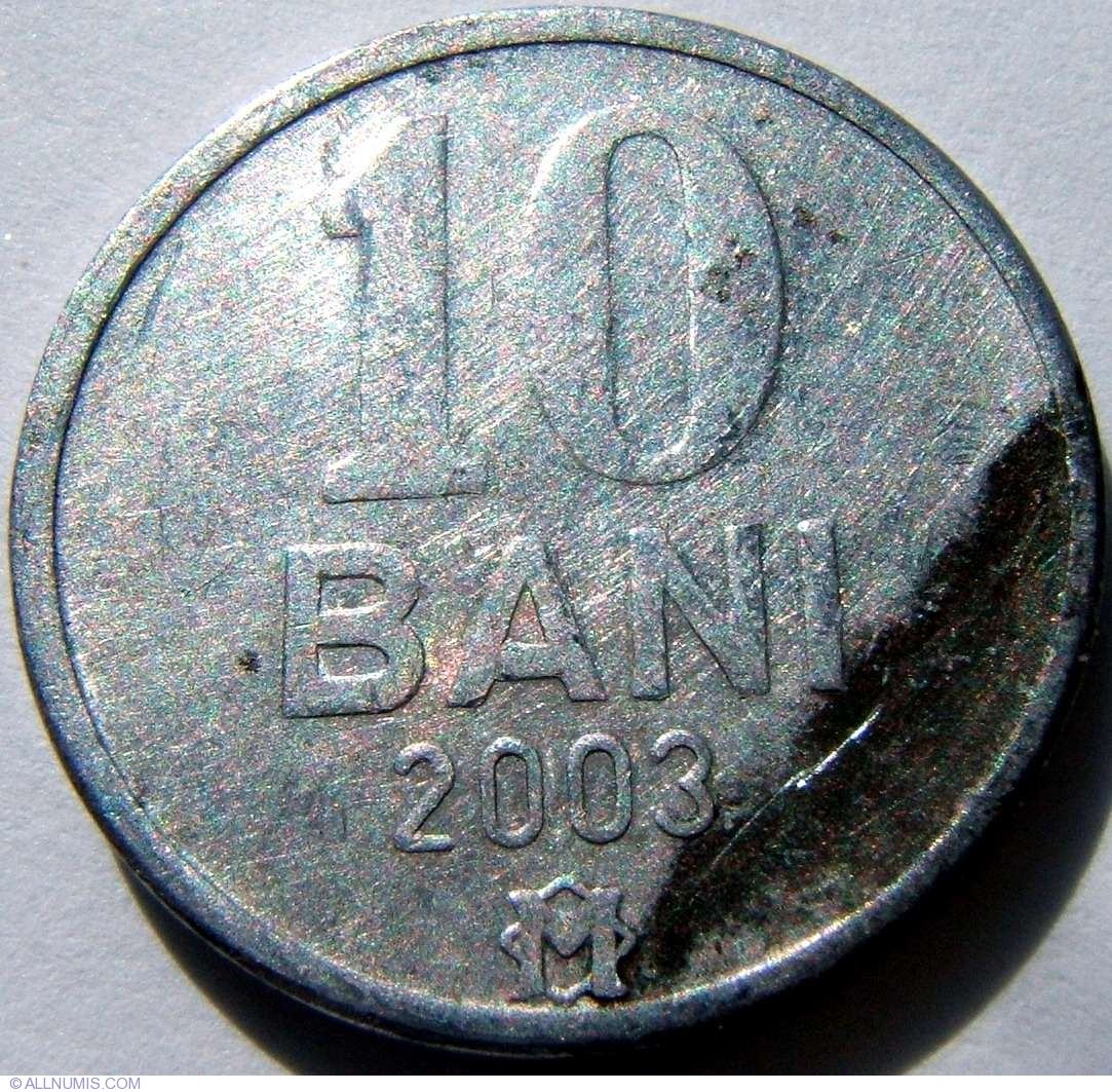 10 bani 2003 лещинский