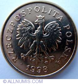 Image #2 of 5 Groszy 1998