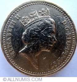 Image #2 of 1 Pound 1987