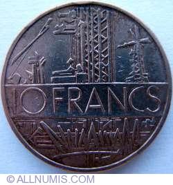 10 Francs 1980