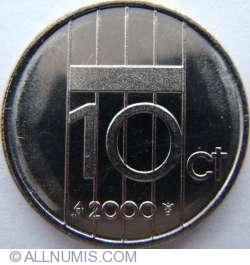 Image #1 of 10 Cents 2000