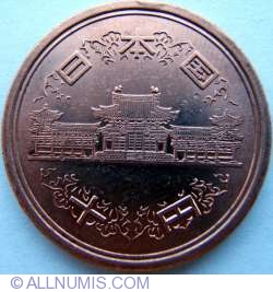 Image #2 of 10 Yen 2001 (Year 13)