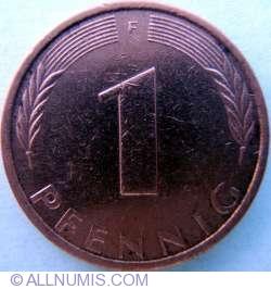 Image #1 of 1 Pfennig 1973 F