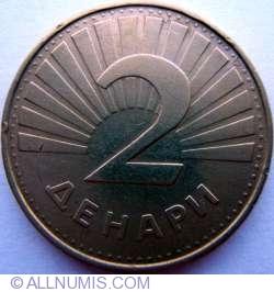2 Denari 1993