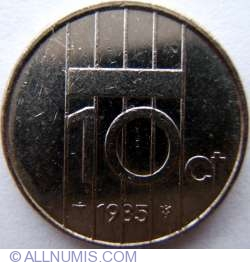 Image #1 of 10 Cents 1985