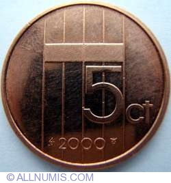 Image #1 of 5 Cents 2000