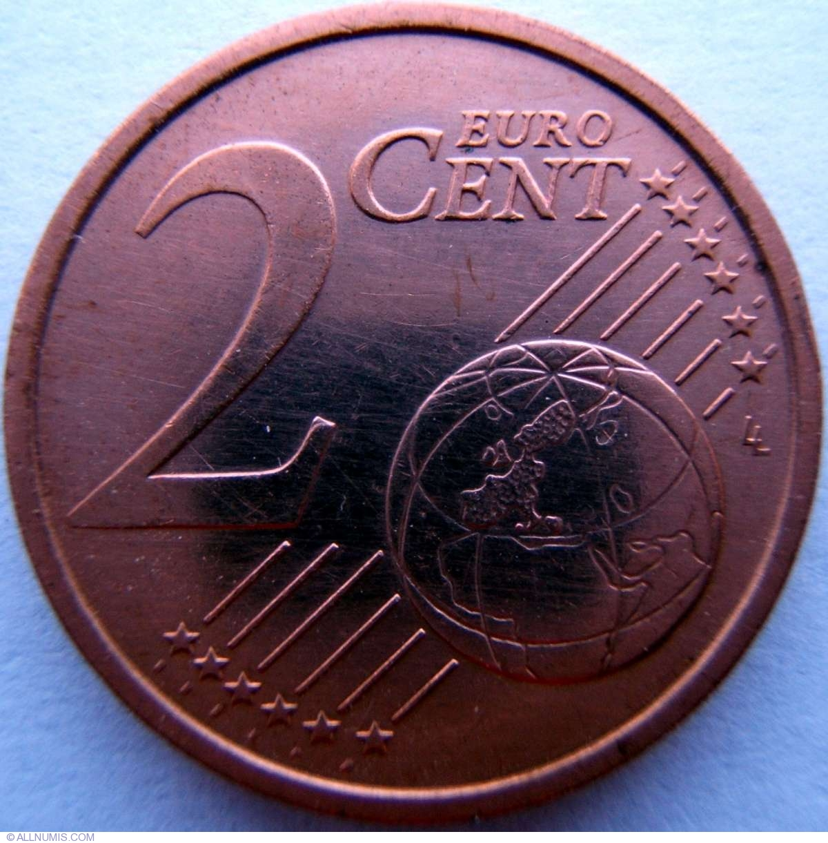 2 euro cen i 2002 euro 2002 2 euro cent italia. Black Bedroom Furniture Sets. Home Design Ideas