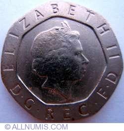 20 Pence 2000