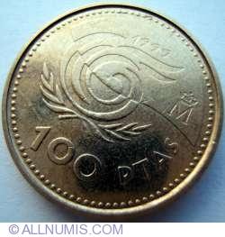 Image #1 of 100 Pesetas 1999