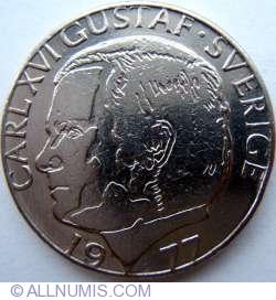 Imaginea #2 a 1 Krona 1977