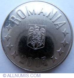 Imaginea #2 a 10 Bani 2005