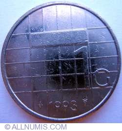 Image #1 of 1 Gulden 1993