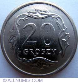 Imaginea #1 a 20 Groszy 2000