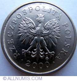 Image #2 of 20 Groszy 2000