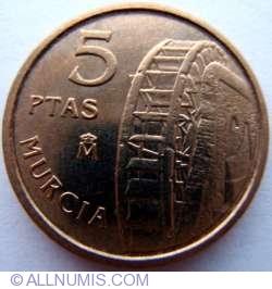Image #1 of 5 Pesetas 1999