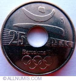 Image #1 of 25 Pesetas 1991