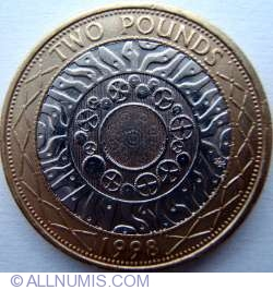 Image #1 of 2 Pounds 1998
