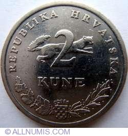 Imaginea #1 a 2 Kune 1995