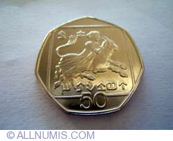 Image #1 of 50 Cents 1994 - Abduction of Europe
