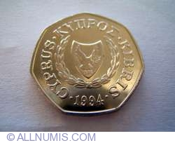 Image #2 of 50 Cents 1994 - Abduction of Europe