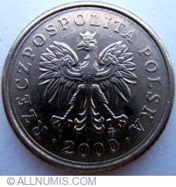 Image #2 of 10 Groszy 2000